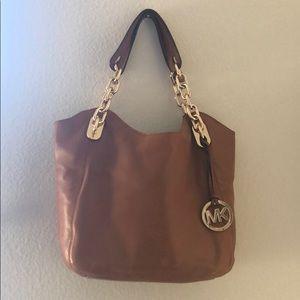 Michael Kors soft leather purse